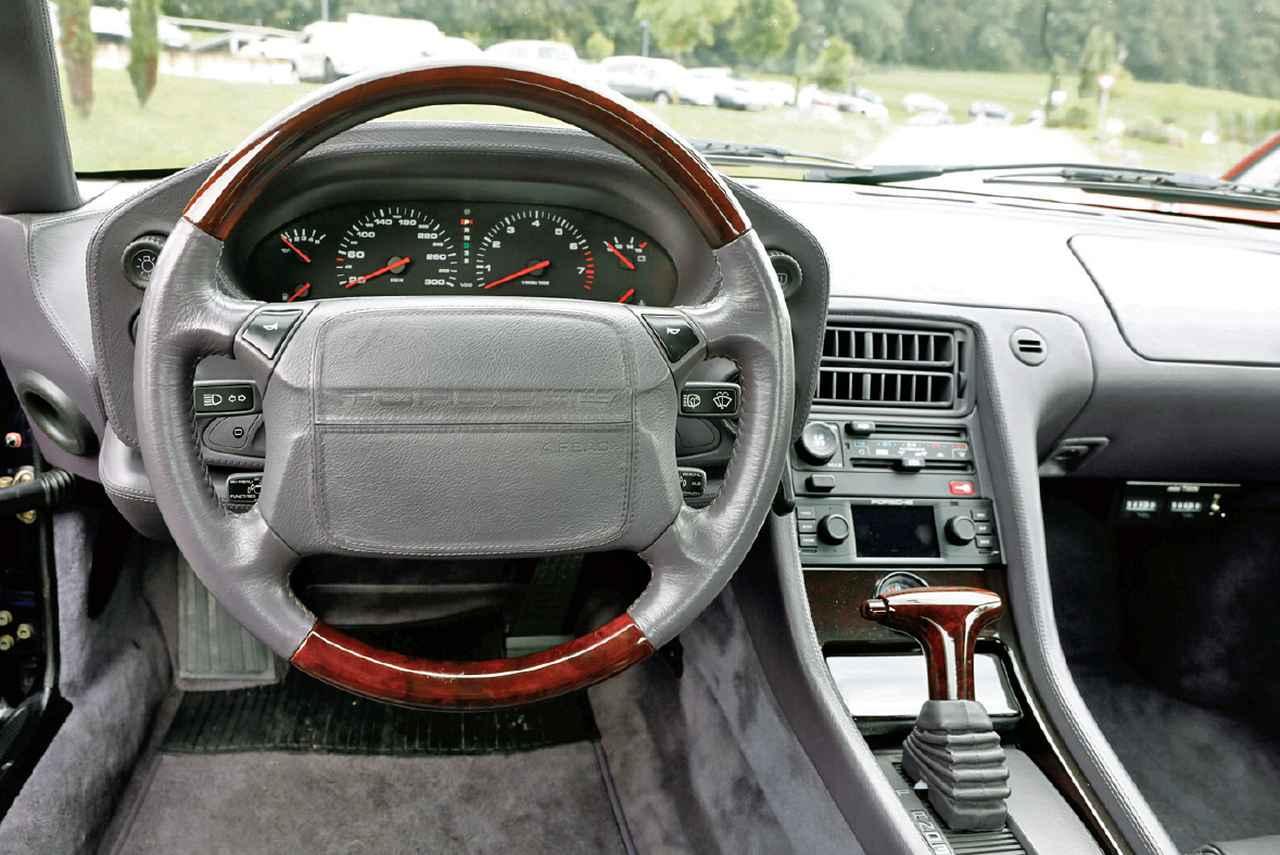 【FRへの憧憬 17】ポルシェ 928はポルシェらしい重量配分にこだわった実用的スポーツカー