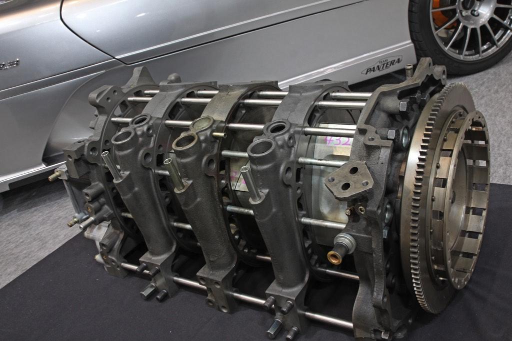 その咆哮は787Bそのもの! 伝説の4ローター搭載RX-7(FD3S)見参!