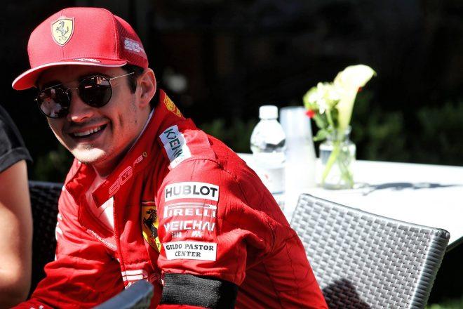 ルクレール「パニックに陥ったりしていない。予選で真の序列を確認しよう」:フェラーリ F1オーストラリアGP金曜