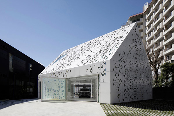 メルセデス・ベンツと竹中工務店の体験施設「EQ House」オープン