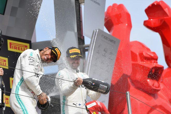 ハミルトン今季6勝目「楽勝に見えるかもしれないが、全くそんなことはない」:メルセデス F1フランスGP日曜