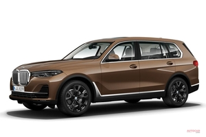BMW X7日本発売 新型3列シート高級SUV サイズ/内装/スペック/価格