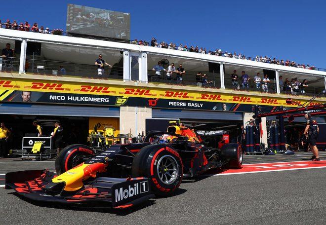 F1第8戦フランスGP 決勝トップ10ドライバーコメント(1)