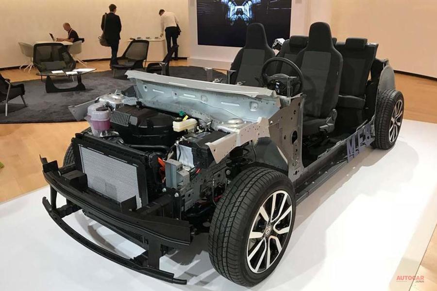 フォルクスワーゲン 260万円級のEV、投入へ 「EV版国民車」