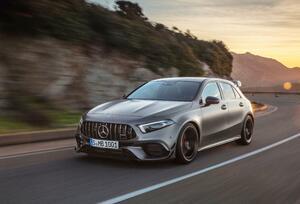 メルセデス・ベンツAクラス/CLAにトップパフォーマンスモデルの「AMG 45」が登場! 新型には「S」バージョンを新設定
