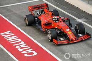 """「テストでは0.5秒は速かったはず……」フェラーリF1、""""冷や水""""浴びた2019年シーズン序盤を振り返る"""