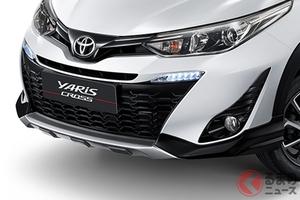 トヨタ新型「ヤリス クロス」登場! ヤリスのSUV風モデルってどんなモデル?