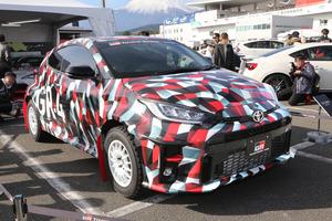 【動画あり】新型「ヤリス」の3ドア版! トヨタがスポーツブランド「GR」仕様を初披露
