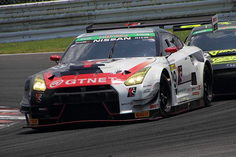 99号車GT-R、タイトル獲得に王手。星野一樹「次のもてぎでチャンピオンを決めたい」/スーパー耐久第4戦