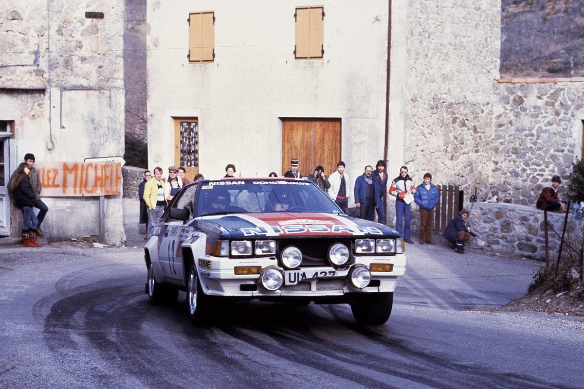 「ラリーの日産」と言われたほど勢いがあった! 1970年~1990年代に活躍した名ラリーカー5選