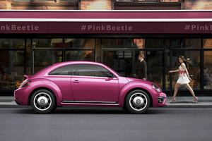 300台限定のピンクビートル登場。さらにピーチ・アビエーションとのコラボモデルも!