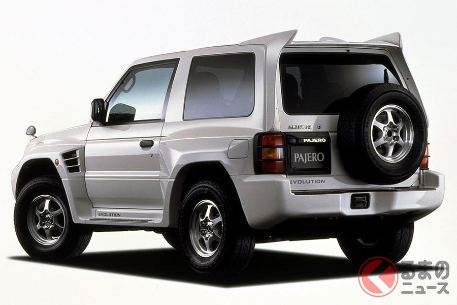 タフなモデルは美しい!? カッコよすぎるクロカン4WD車5選
