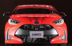 コンパクトカーのイメージを一変させるトヨタの新型車「ヤリス」のコネクティッドサービス