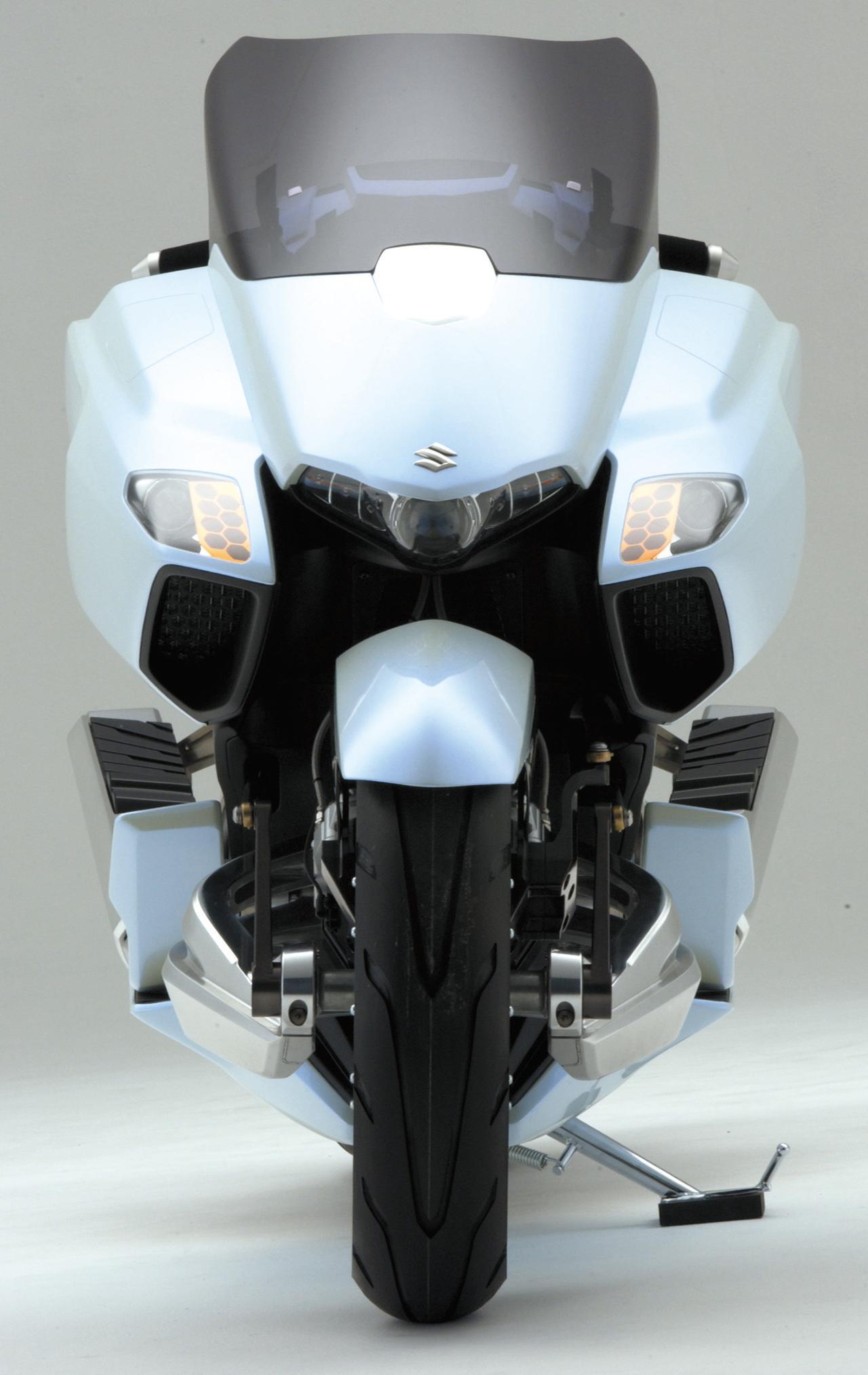 スズキ「Gストライダー」(2003年)~忘れられないコンセプトモデルたち~【東京モーターショー2019直前特別企画 Vol.08】