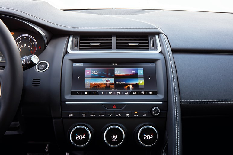 ジャガー第2のSUV、よりコンパクトな「Eペイス」を世界初公開
