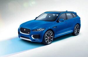 ジャガー、特別仕様車「F-PACE FIRST EDITION」発売、日本市場に50台導入