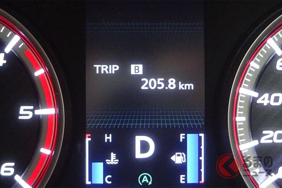 燃費悪そう!? 三菱「デリカD:5」の実燃費はどうなのか? 約2tの重量級ミニバンの実力を徹底検証
