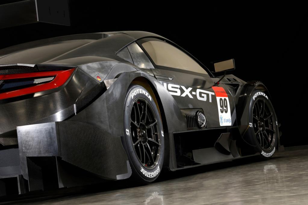 なんとミッドシップからFRへ! ホンダが「NSX-GT」を公開! 2020年スーパーGT参戦車両