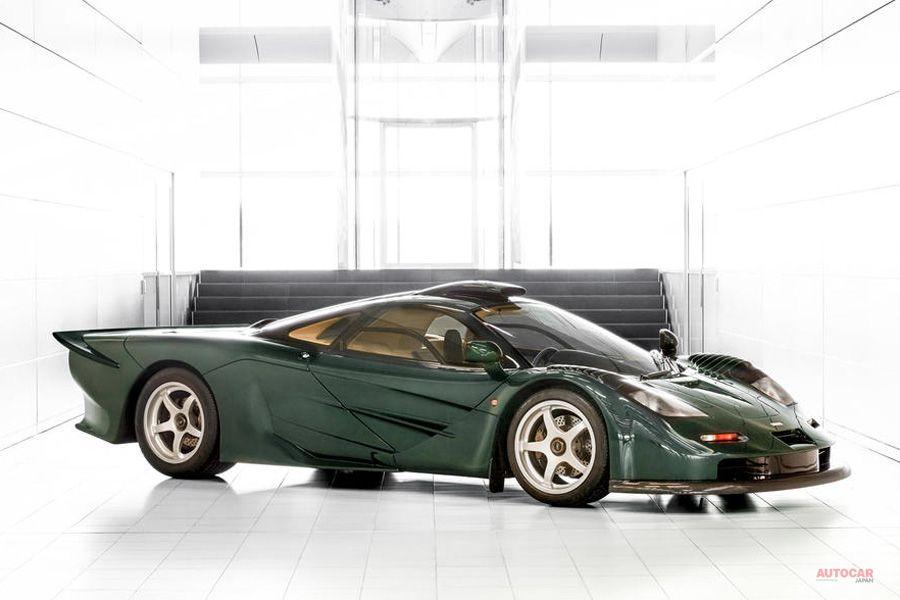 マクラーレン570GT MSOによる限定車 特別なグリーンカラーの6台