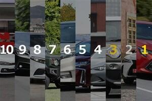 2018年、carview!でたくさん読まれた試乗記ベスト10