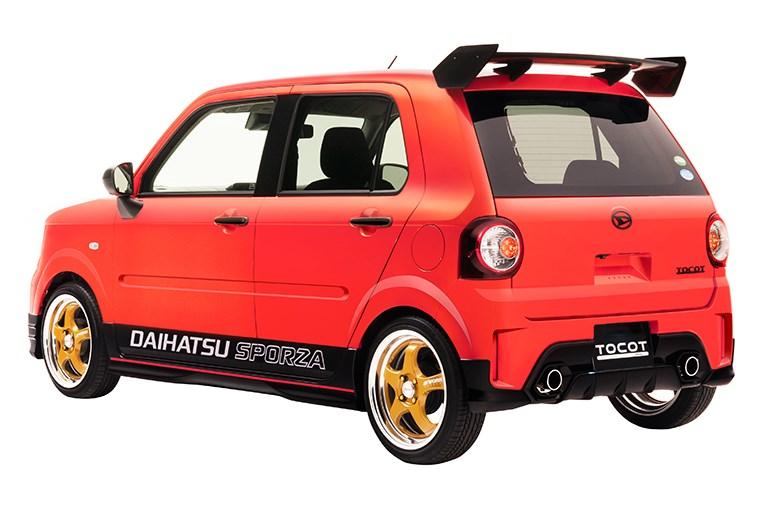 ダイハツが東京オートサロン2019にコペンのクーペ版ほかデトマソ風など9台のコンセプトカーを出展