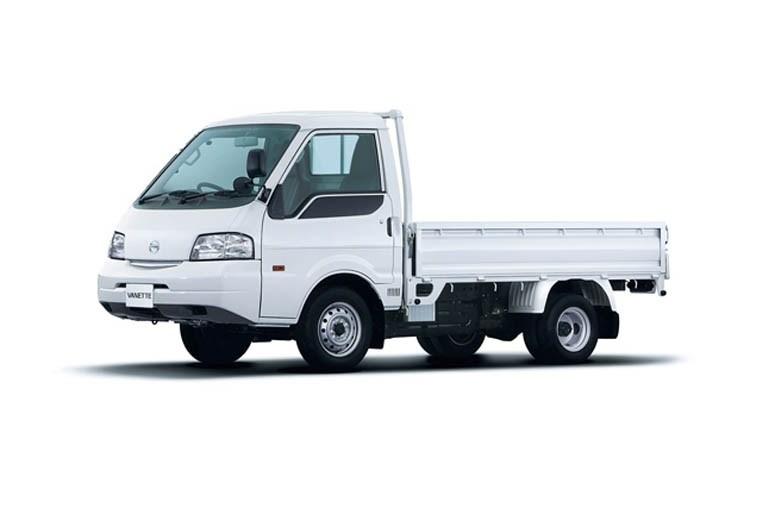日産、「バネット バン」「バネット トラック」の希望小売価格を改定