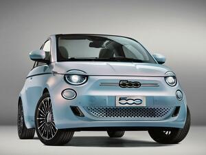 フィアット 500がフルモデルチェンジ。スタイルは継承したが、電気自動車に変身!