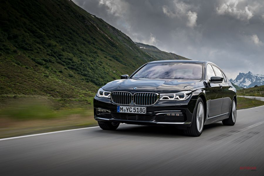 BMW7シリーズ 740d/740Ld xDrive日本導入 ラインナップも一新