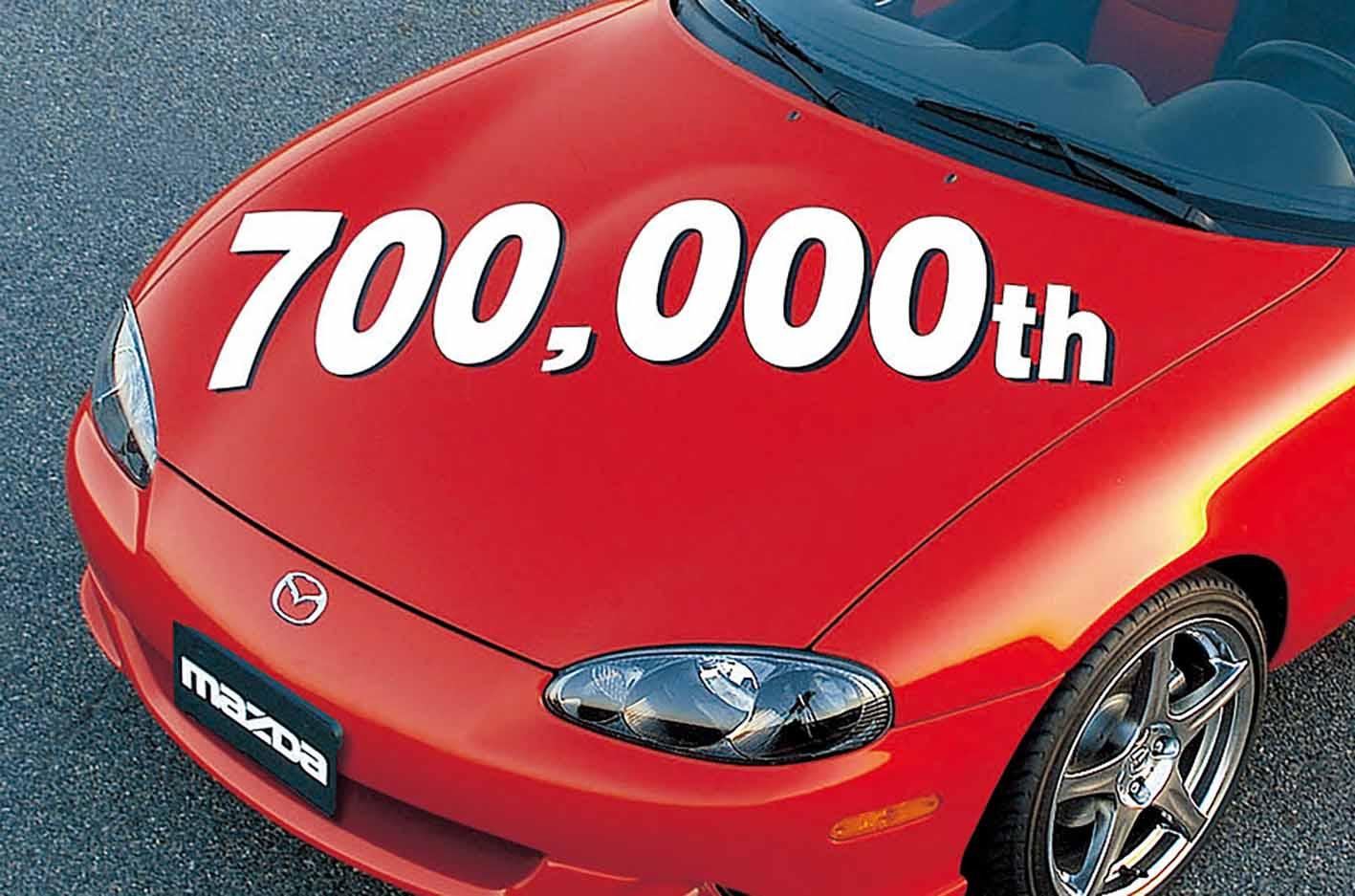 日々積み重ねて成就した不朽の記録 自動車業界に燦然と輝く金字塔