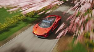マクラーレンが勧める「自宅ドライブ」の楽しみ方。Drive at Homeで写真の腕自慢に挑戦!