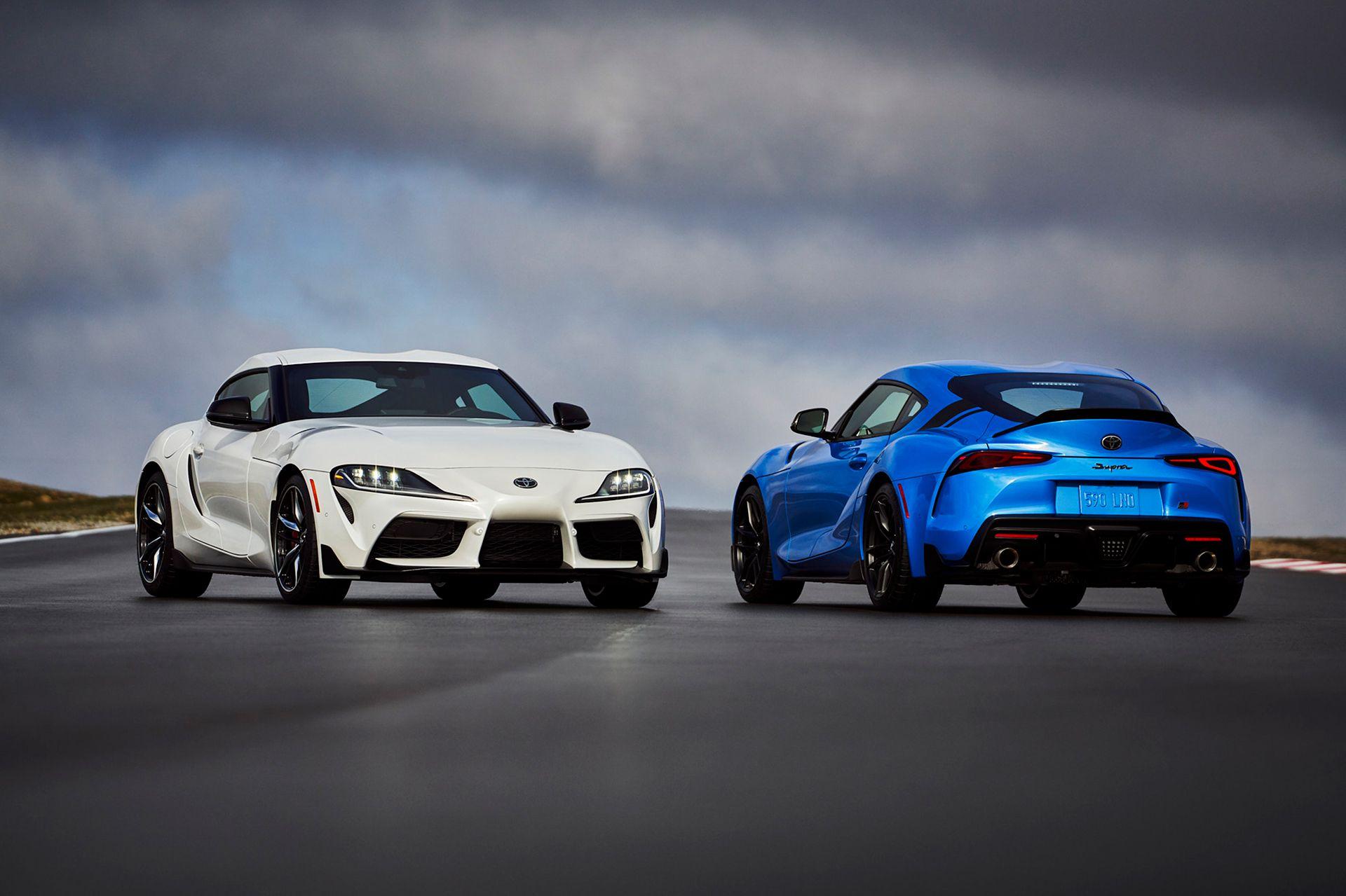 エンジンの最高出力は従来型比+14%、加速性能は-0.2秒!トヨタ「GRスープラ」が改良エンジンを搭載