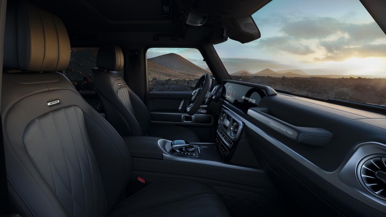 メルセデスAMG「G63」に全国250台限定の特別仕様車「ストロンガー・ザン・タイム・エディション」が登場! 税込2450万円から