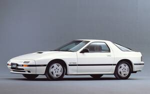 追憶の「わが日本車」~2代目 マツダ RX-7