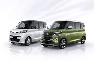 三菱の新型軽スーパーハイトワゴン「eKクロス スペース」「eKスペース」の販売好調