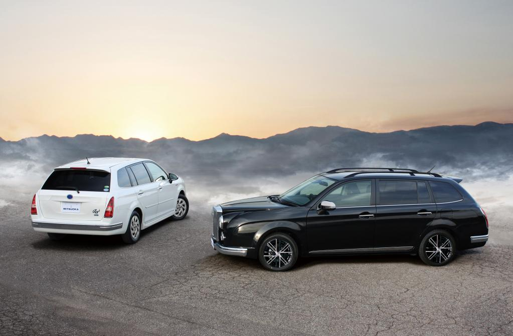 ミツオカ・リューギがマイナーチェンジで安全装備充実、「トヨタセーフティセンスC」を全車標準装備!