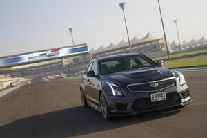 GMジャパン、新型「キャデラックATS-V」発売、史上初のツインターボ・エンジン搭載