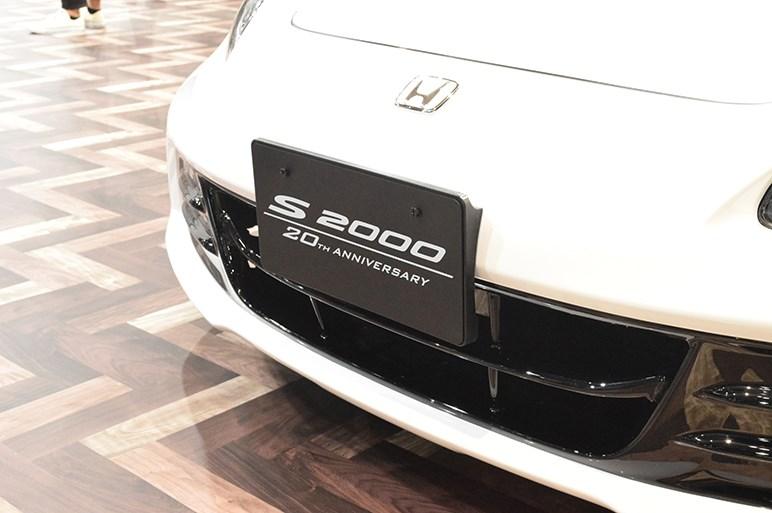 ホンダ S2000アニバーサリープロトタイプがオートサロンで展示 - 東京オートサロン