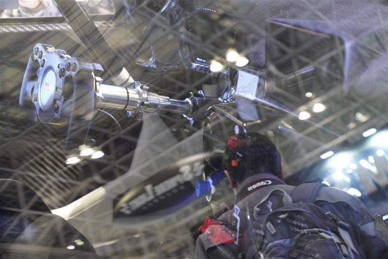 今年3月に欧州で発売されるスープラのGT4マシンも展示 - 東京オートサロン