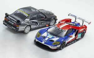 「フォードGT」に「ベンツ190エボDTM仕様」など ドイツの名門ブランド製モデルカーが京商から登場!