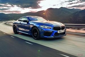 【詳細データテスト】 BMW M8 サーキットでは秀逸 公道では乗り心地に改善の余地あり