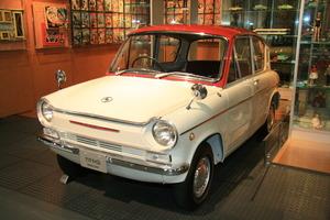 50年前にタイムスリップ! 個性に富んだ軽自動車「サブロク」を振り返る