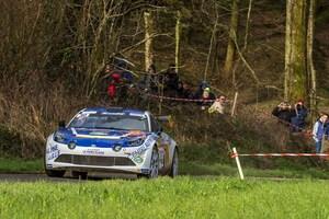 【チビカメKeigoのラリー漫遊記】フランス選手権でアルピーヌA110が初参戦!