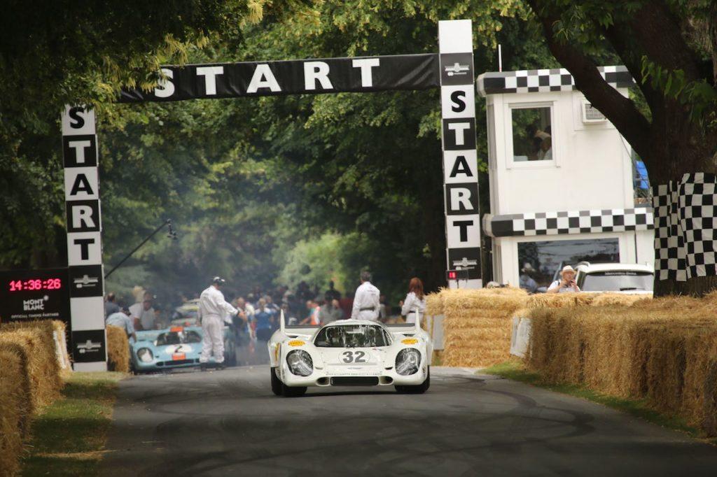 世界初披露が大挙登場した「グッドウッド・フェスティバル・オブ・スピード」の熱気をレポート!