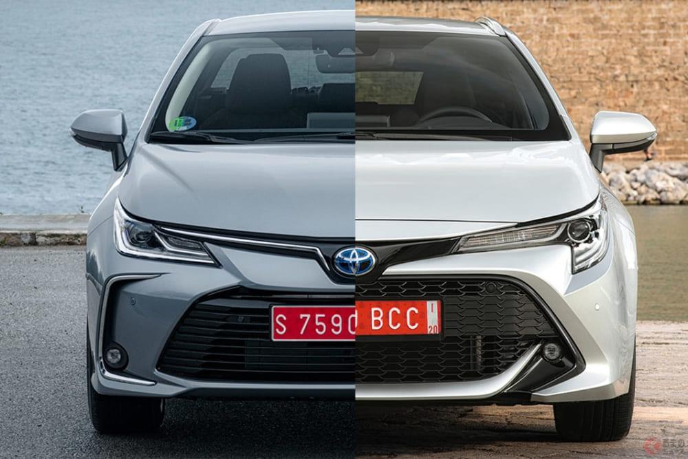 販売世界No.1車「カローラ」 今秋発売の新型はどこが進化? 日本は5ナンバー現行車も併売か