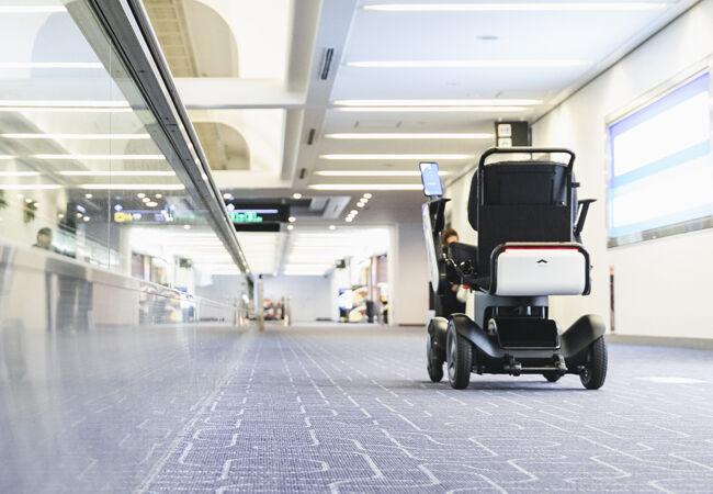 世界初! 羽田空港国内線第1ターミナルで人搬送自動運転システムの導入が決定