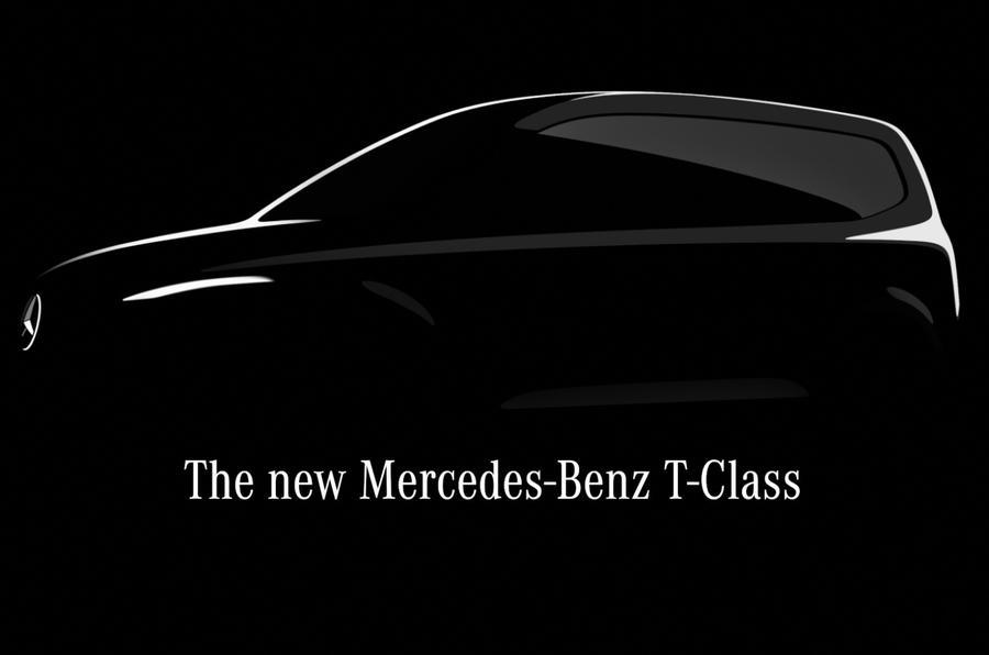 【新型ミニバン登場か】メルセデス・ベンツ 新型Tクラス 2022年発売予定
