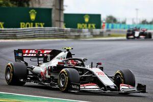【F1チームの戦い方:小松礼雄コラム第5回】スタート前のタイヤ交換が奏功。罰則覚悟も「やるしかないと思った」