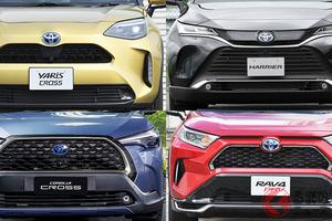 SUVはブームじゃない!? トヨタが続々投入 世界でトレンド化する背景に新興国の影響あり?