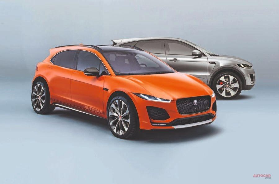 ジャガー・ランドローバーに小型モデル? プラットフォーム、BMW 1シリーズ共通か