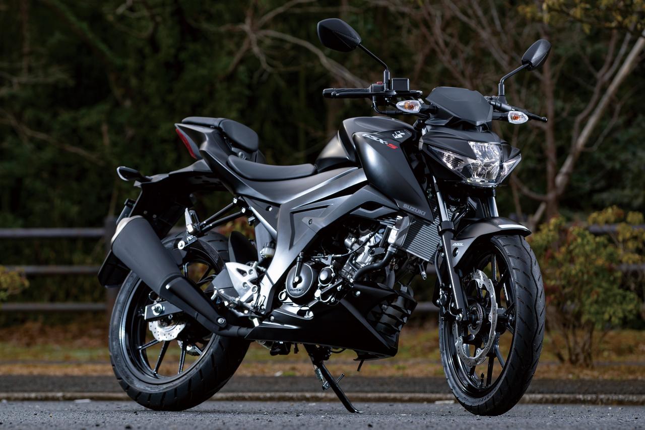スズキ「GSX-S125 ABS」試乗インプレッション! 原付二種でも走りを存分に楽しめる本格スポーツネイキッド